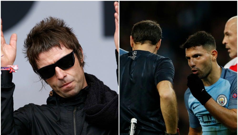 Liam Gallagher criticó a Mateu Lahoz