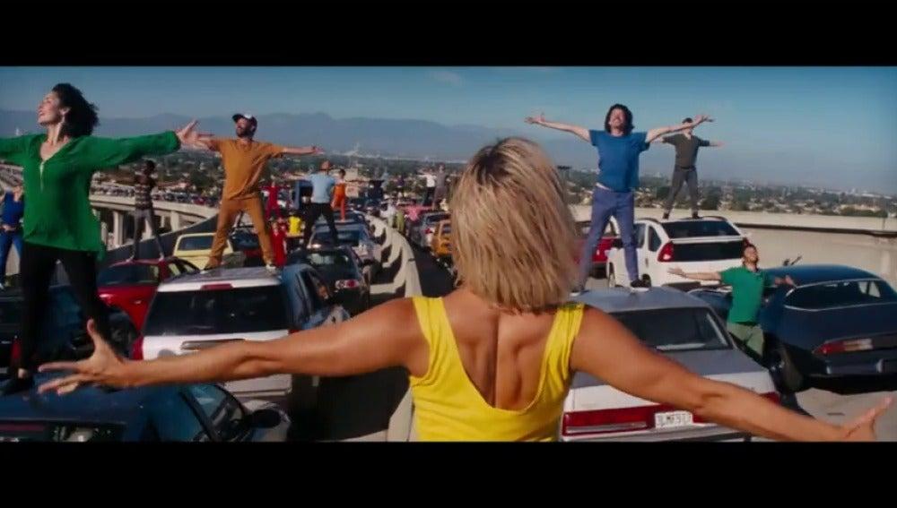 Frame 4.216757 de: La La Land se presenta como la gran favorita en la gala de los premios Oscar