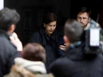 María Antonia Martínez, hermana de la viuda del expresidente de Caja Mediterráneo