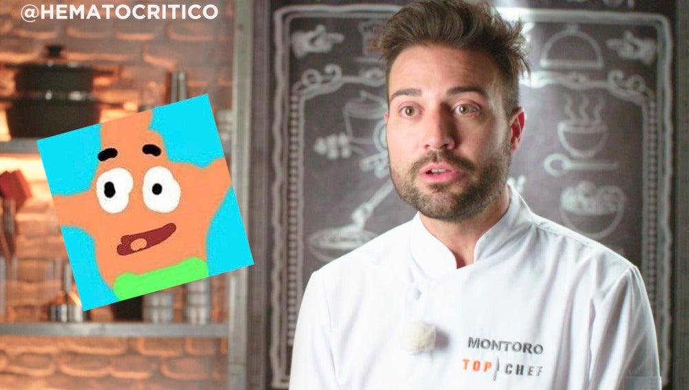 """""""Las estrategias de Montoro para ganar 'Top Chef'"""", por @hematocrítico"""