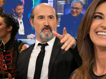 El acento colombiano de Javier Cámara y el mensaje de Mariló Montero a Pablo Iglesias, entre lo mejor de la semana