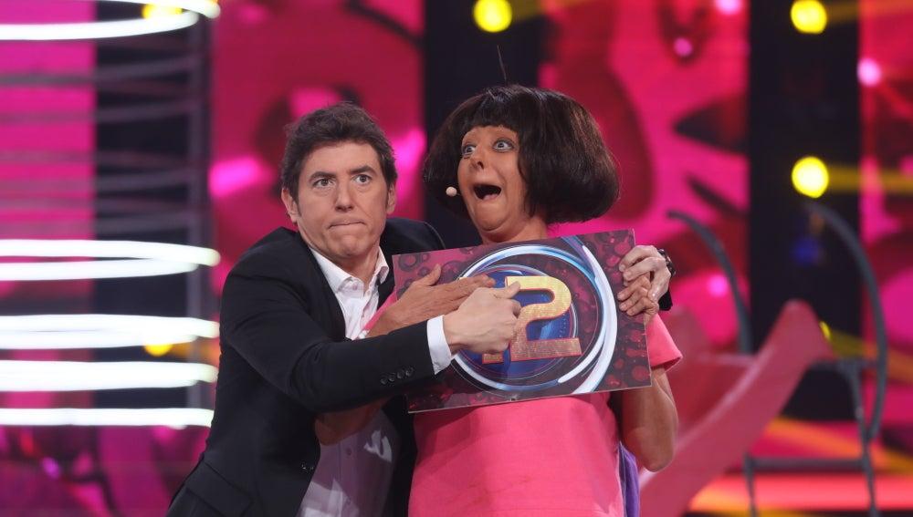 Àngel Llàcer promete su 12 a Yolanda Ramos