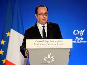 Hollande pide a Trump que no desprecie la capital francesa
