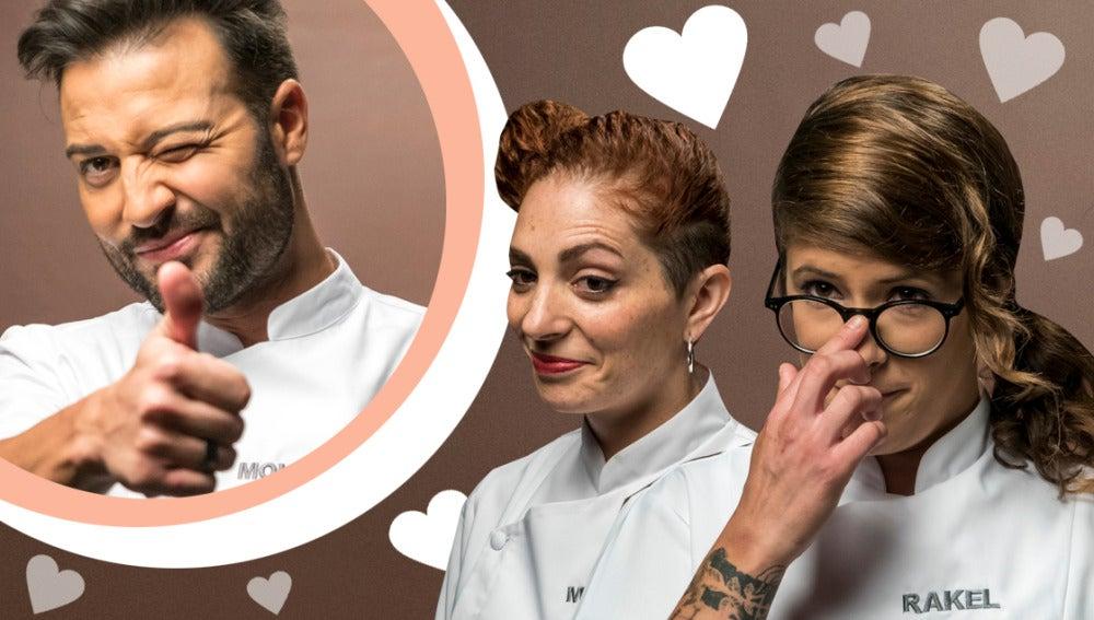 Las chicas de 'Top Chef', a la conquista de Montoro