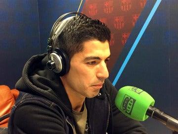 Luis Suárez en Onda Cero
