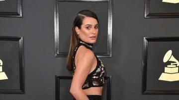 Lea Michele en los Premios Grammy 2017