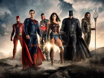 Cartel 'Liga de la Justicia'