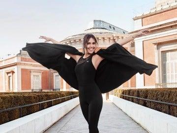 Cristina Pedroche con ropa deportiva