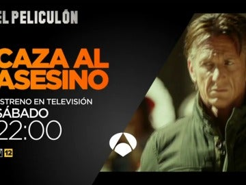 Frame 8.65775 de: Sean Penn y Javier Bardem protagonizan 'Caza al asesino', estreno en El Peliculón