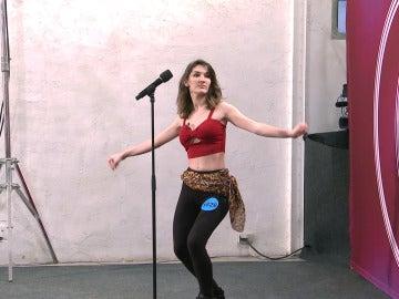 Amaia Montero, Sabina y una Shakira muy bailonga en los castings de 'Tu cara no me suena todavía'