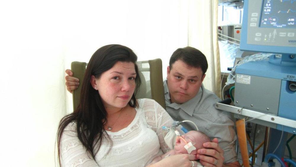 El bebé de Jillian Johnson murió deshidratado