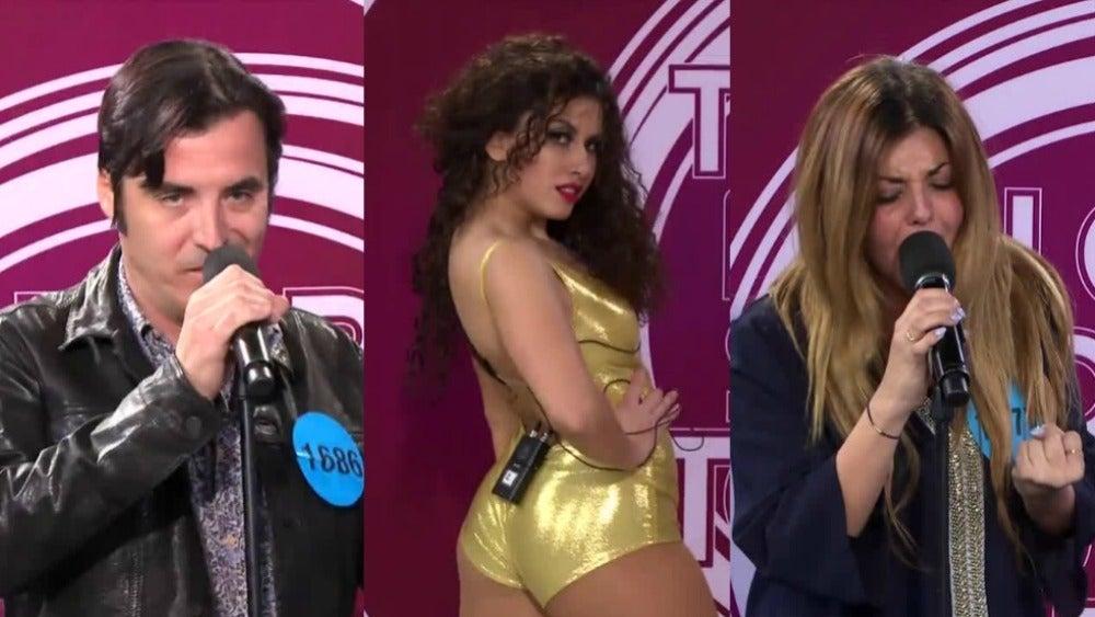 Beyoncé, India Martínez o Elvis Presley deslumbran en los castings de 'Tu cara no me suena todavía'