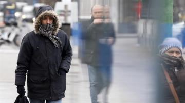 """Baja la cota de nieve y las temperaturas por un frente frío """"muy activo"""""""