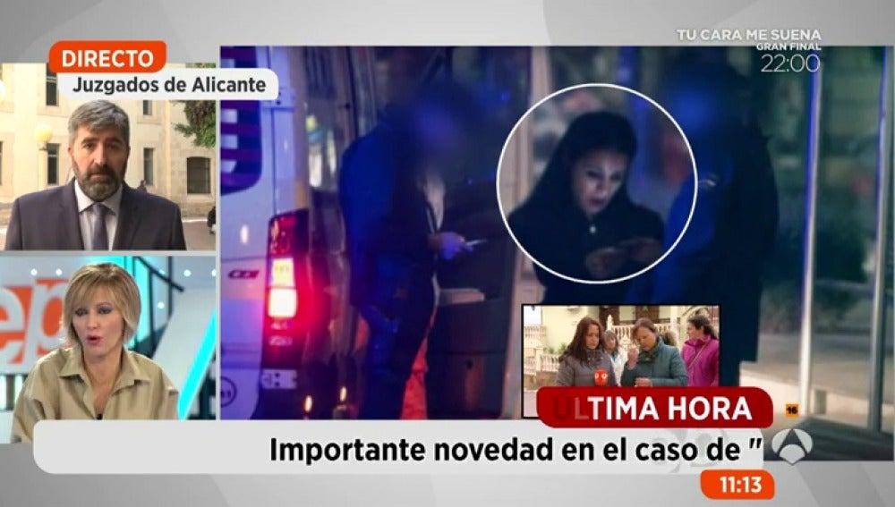 Antena 3 tv la madre de la ni a que estuvo a punto de for Espejo publico hoy completo