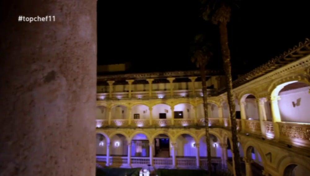 Frame 13.248589 de: El monasterio de Guadalajara abrió sus puertas para 'Top Chef'