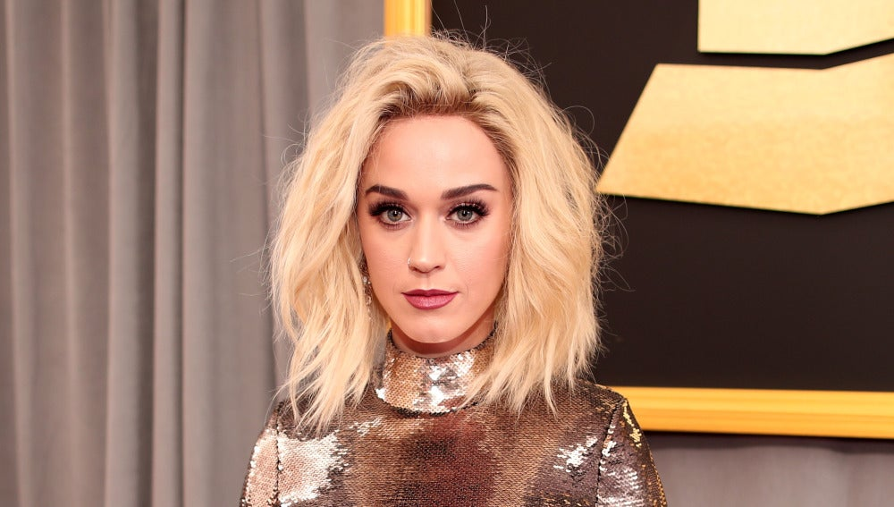 Katy Perry en los Grammy 2017