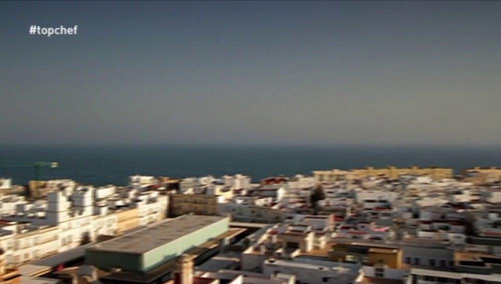 Frame 1.83026 de: 'Top Chef' puso rumbo a las costas de Cádiz