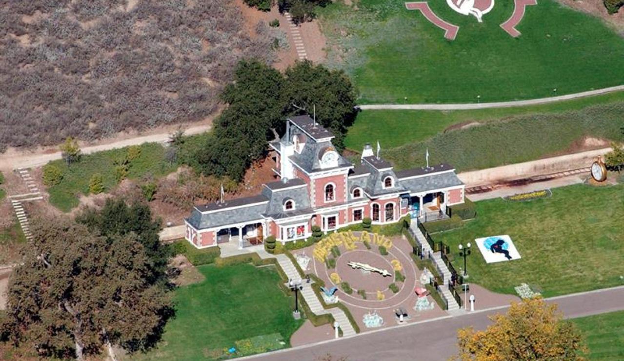 Neverland, el rancho que perteneció a Michael Jackson