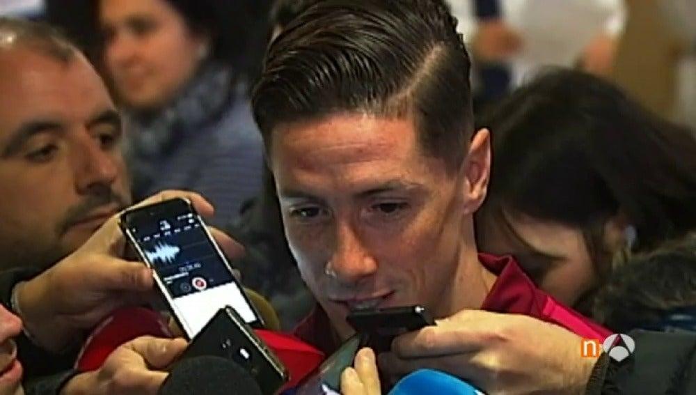 """Frame 35.056876 de: Torres recibe el alta: """"Por suerte todo quedó en un susto"""""""