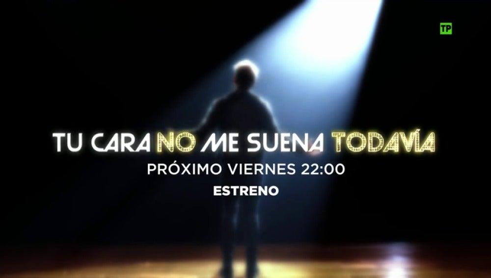 Frame 18.516609 de: El viernes, 10 de marzo, estreno de 'Tu cara no me suena todavía' en Antena 3