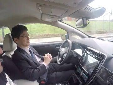 Frame 25.767574 de: Circulando por Londres con un coche inteligente