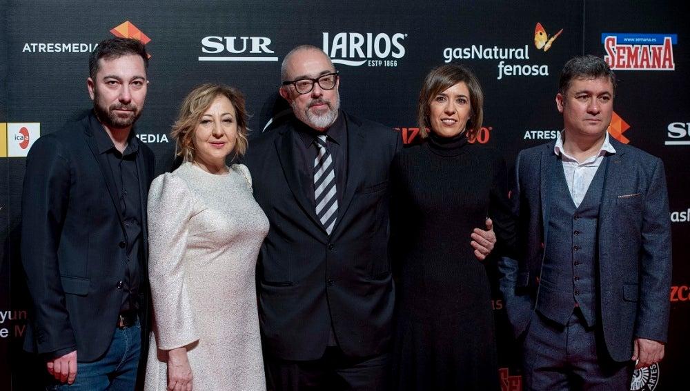 'El Bar' de Atresmedia Cine abrirá el Festival de Málaga