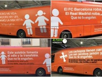 Los memes del autobús transfóbico