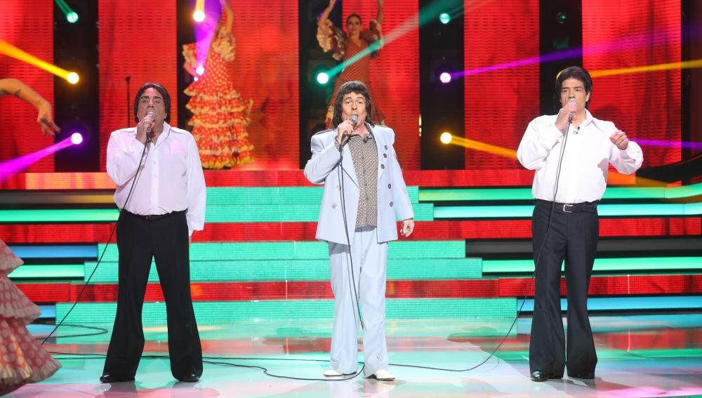 Juan Muñoz y Los Chunguitos forman el tándem perfecto para 'bailar con alegría'