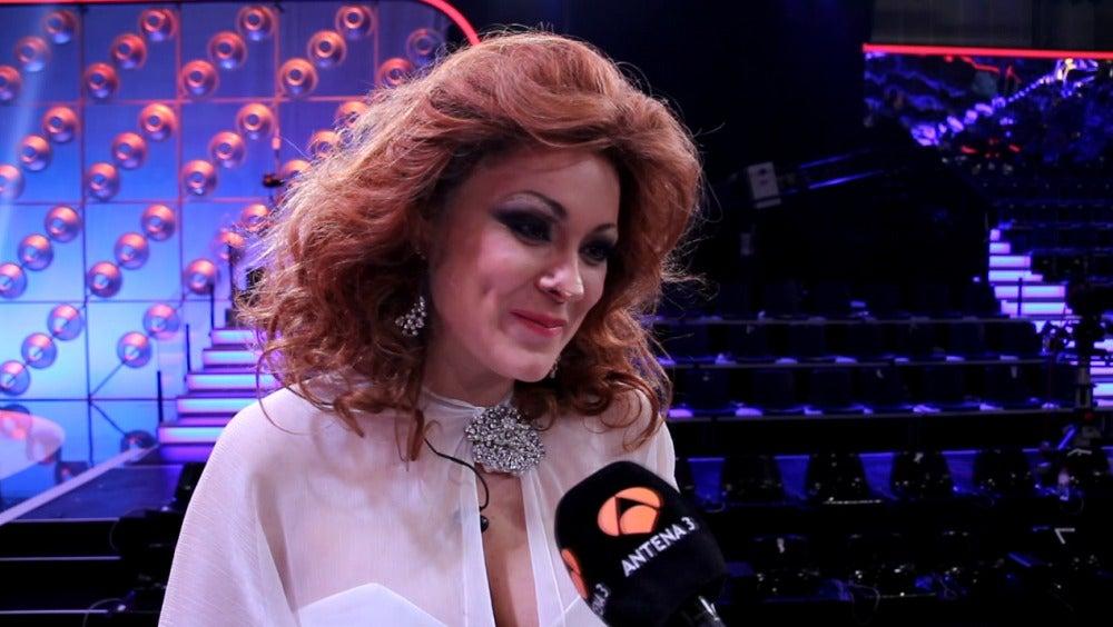 """Lorena Gómez: """"'Tu cara me suena' ha sido una oportunidad para volver a España"""""""
