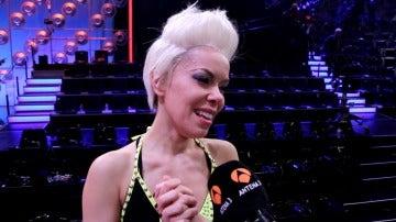 """Beatriz Luengo: """"Blas Cantó ha sido mi media naranja en 'Tu cara me suena"""""""