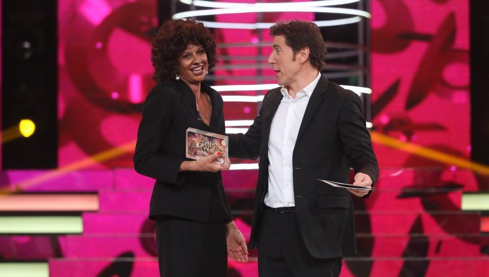 Esther Arroyo consigue el premio a la risa más contagiosa