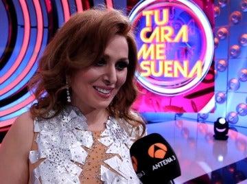 Rosa López hace balance de su experiencia vital en 'Tu cara me suena'