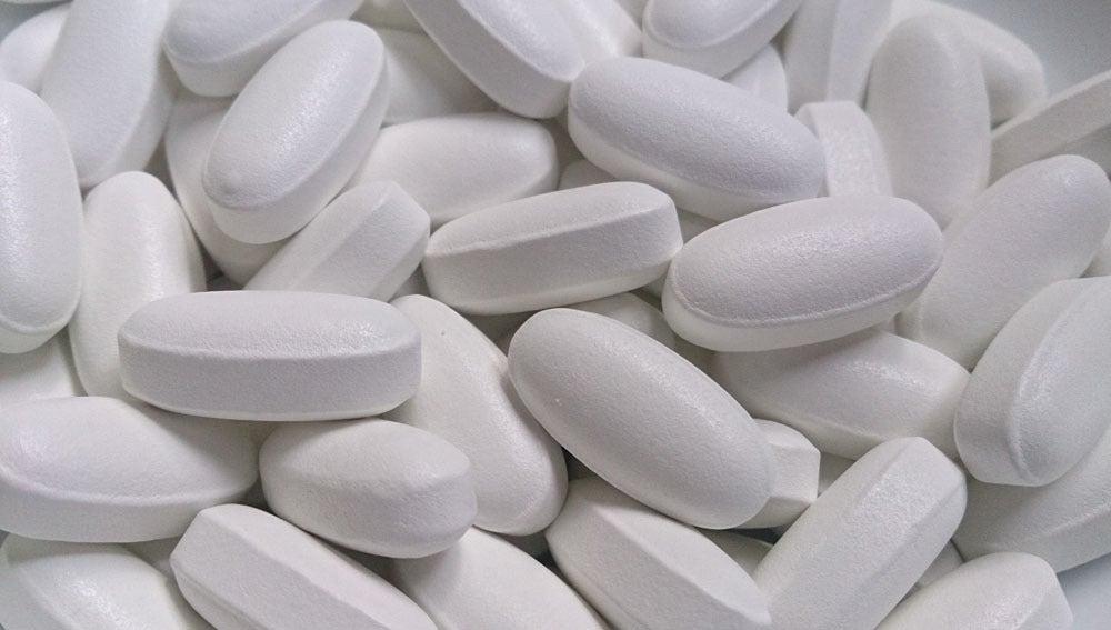 Imagen de archivo de pastillas