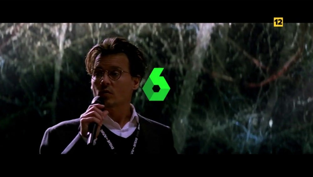 Frame 0.692495 de: El Taquillazo estrena 'Transcendence', protagonizada por Johnny Depp