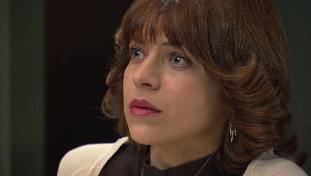 Henar descubre que Nuria sigue enamorada de Jaime