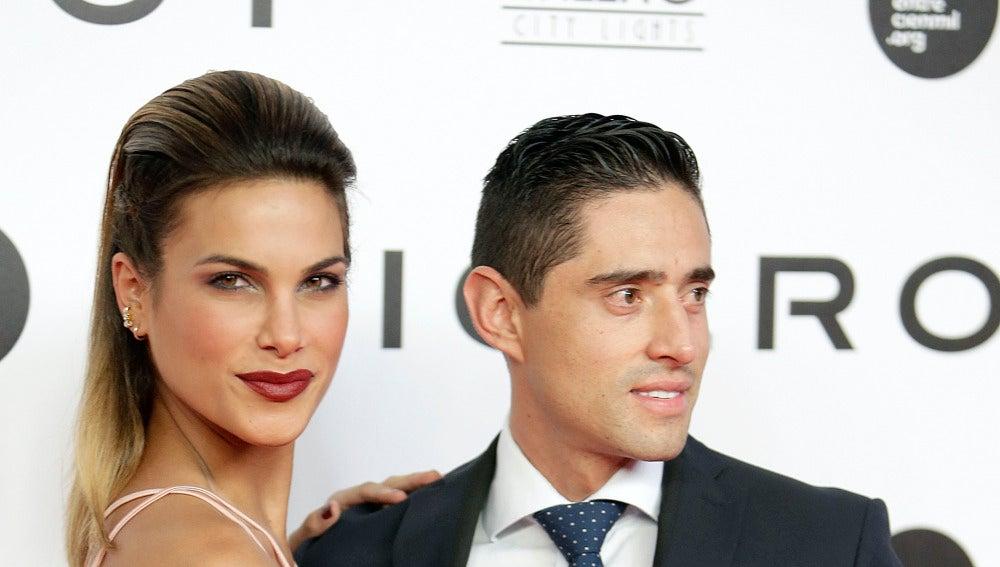 Carla Barber y Camilo Esquivel