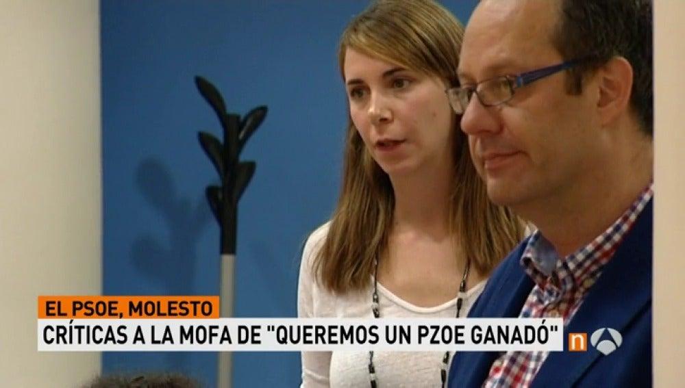 """Críticas a un concejal socialista que bromeó con una frase de Susana Díaz: """"Queremos un PZOE ganadó"""""""