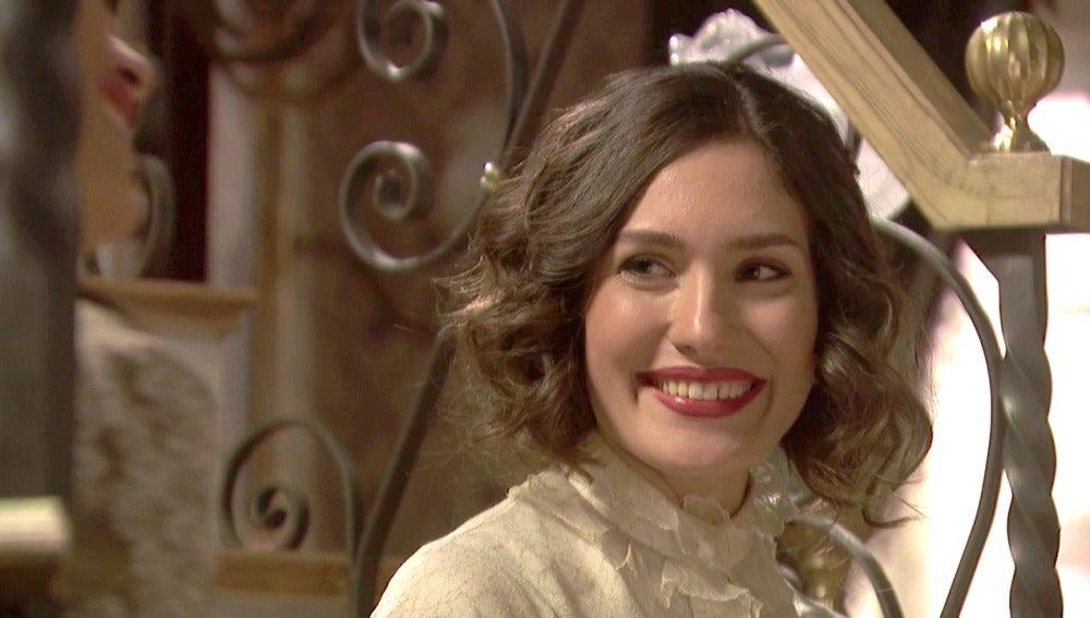 Yara Puebla es Camila en 'El Secreto de Puente Viejo'