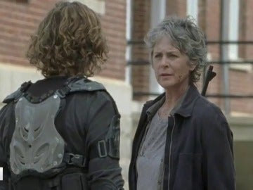 Frame 67.798985 de: Carol busca a Morgan en la recta final de 'The Walking Dead'