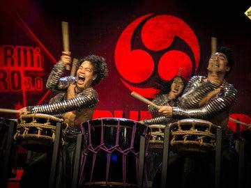 'Drum Tao', el espectáculo de percusión japonesa que no te dejará indiferente
