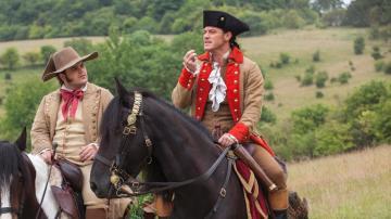 Josh Gad y Luke Evans, en la nueva adaptación de 'La Bella y la Bestia'