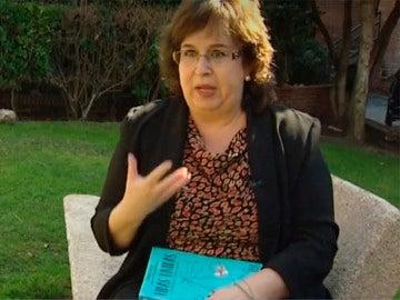 Olvido Macías, autora de 'Vidas Unidas'