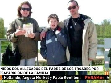 Frame 15.665 de: Detienen a dos personas por la misteriosa desaparición de una familia en Francia