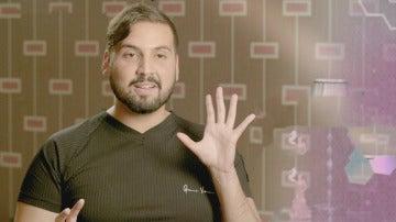 """El plato 'Top Chef' de Jesús: """"Anguriñinas flamencas sobre una base de trigo macerado"""""""