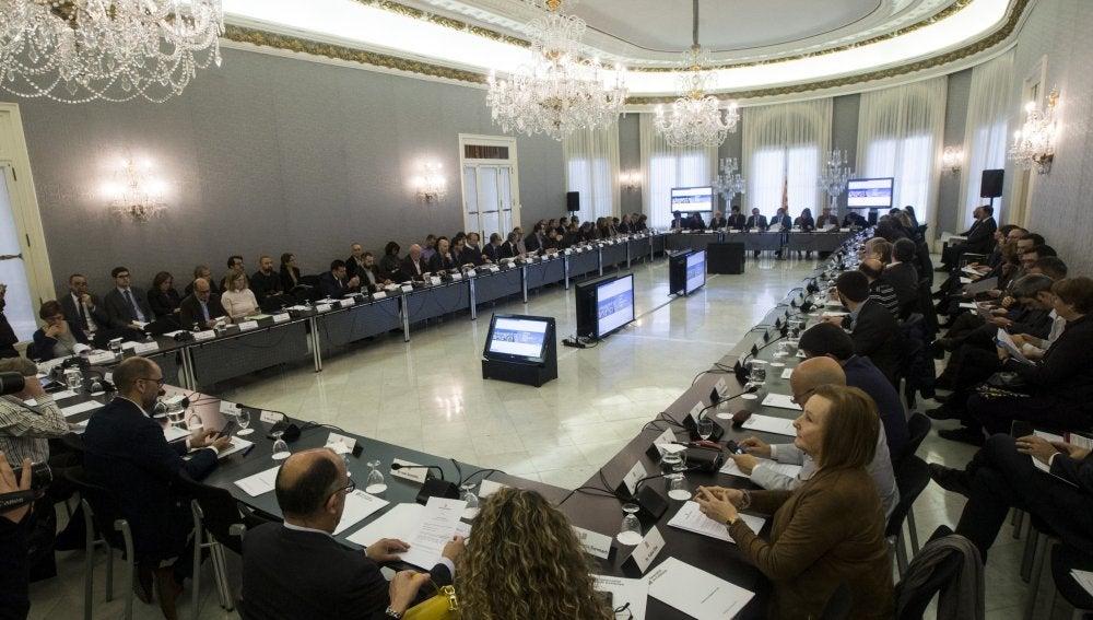 Cumbre en Barcelona con el fin de mejorar la calidad del aire de la conurbación barcelonesa