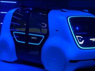 Frame 31.957062 de: Volkswagen presenta Cedric, su prototipo de coche eléctrico y de autoconducción