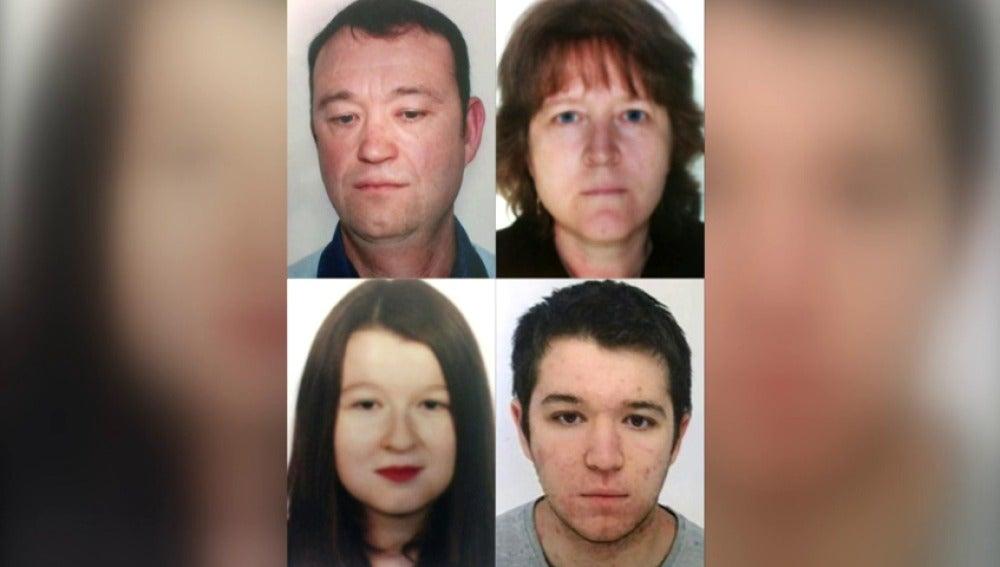 Frame 7.968743 de: Un excuñado confiesa haber asesinado a la familia desaparecida en Francia