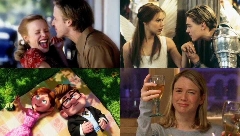 Las parejas de amor del cine