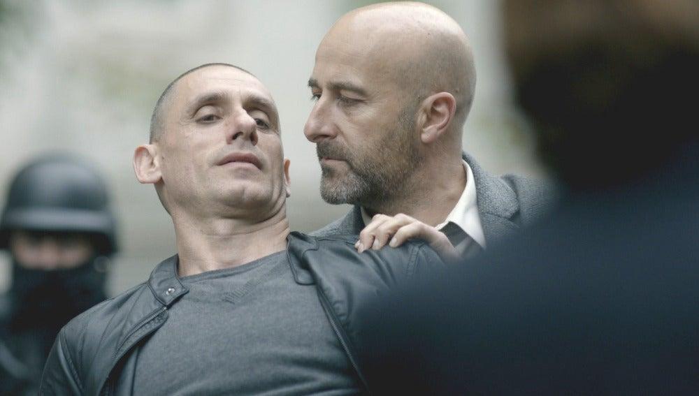 Héctor, el asesino, detenido gracias a Amaia Sigüenza