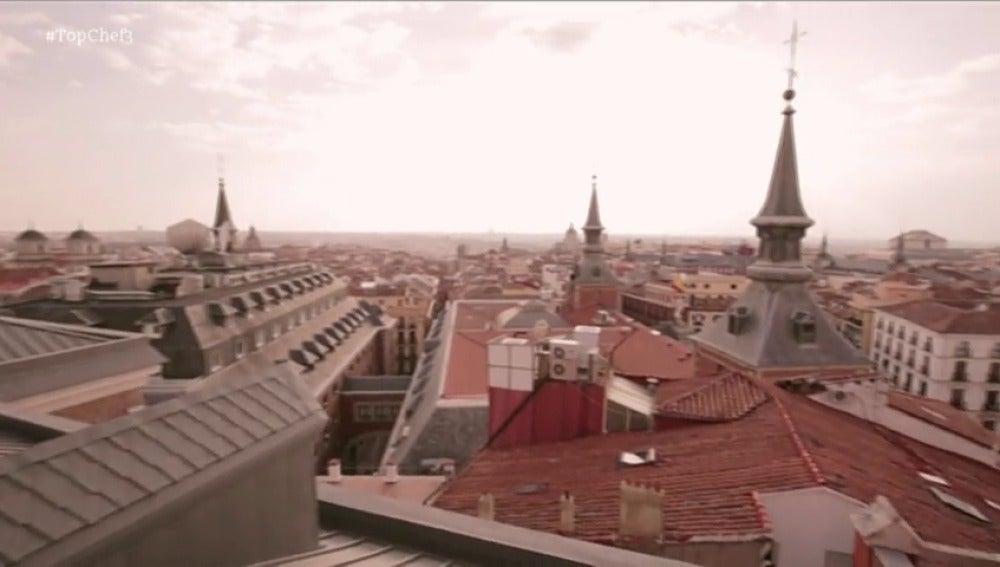Frame 26.55784 de: De Madrid a 'Top Chef'